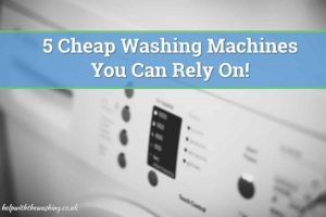 cheap washing machines