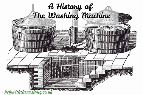 history washing machines