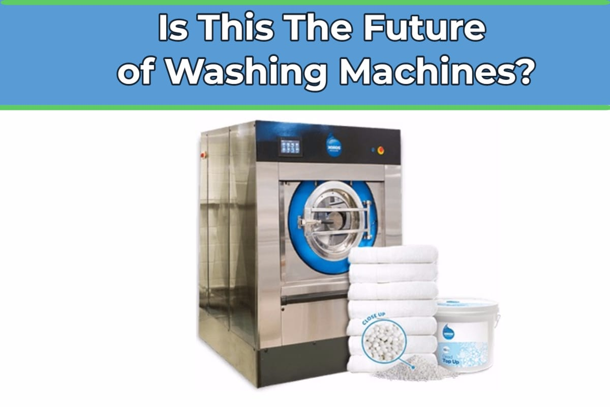 Is This The Washing Machine Of The Future Help With The