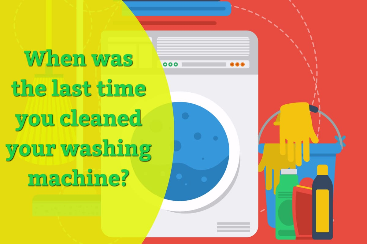 washing machine cleaning