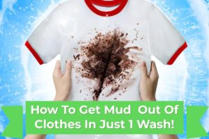 remove mud stains