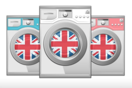 uk washing machines