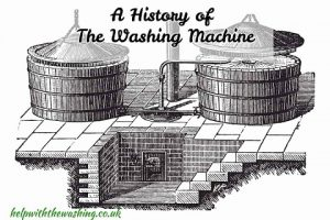 a history of the washing machine
