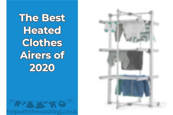 best heated clothes airer 2020