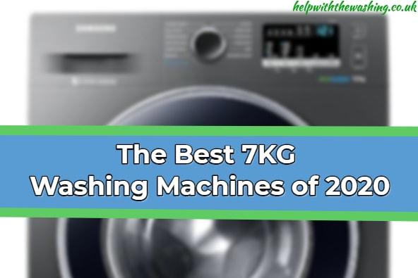 Best 7KG Washing Machine