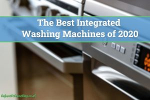 Best integrated washing machine