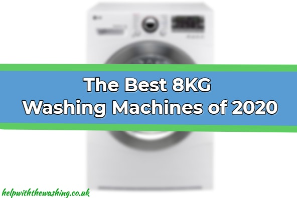 best 8kg washing machines