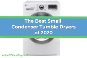 small condenser tumble dryers