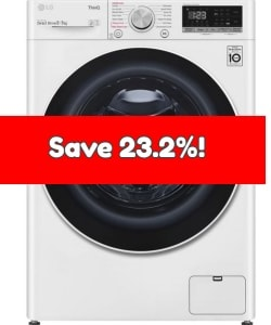 LG Washer Dryer BF Deal
