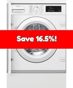 Neff Internal Washing Machine